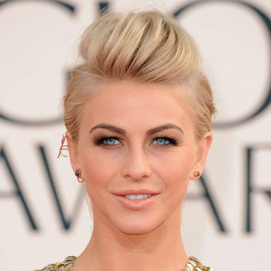 Golden Globes hair
