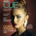 Gambit's CUE magazine