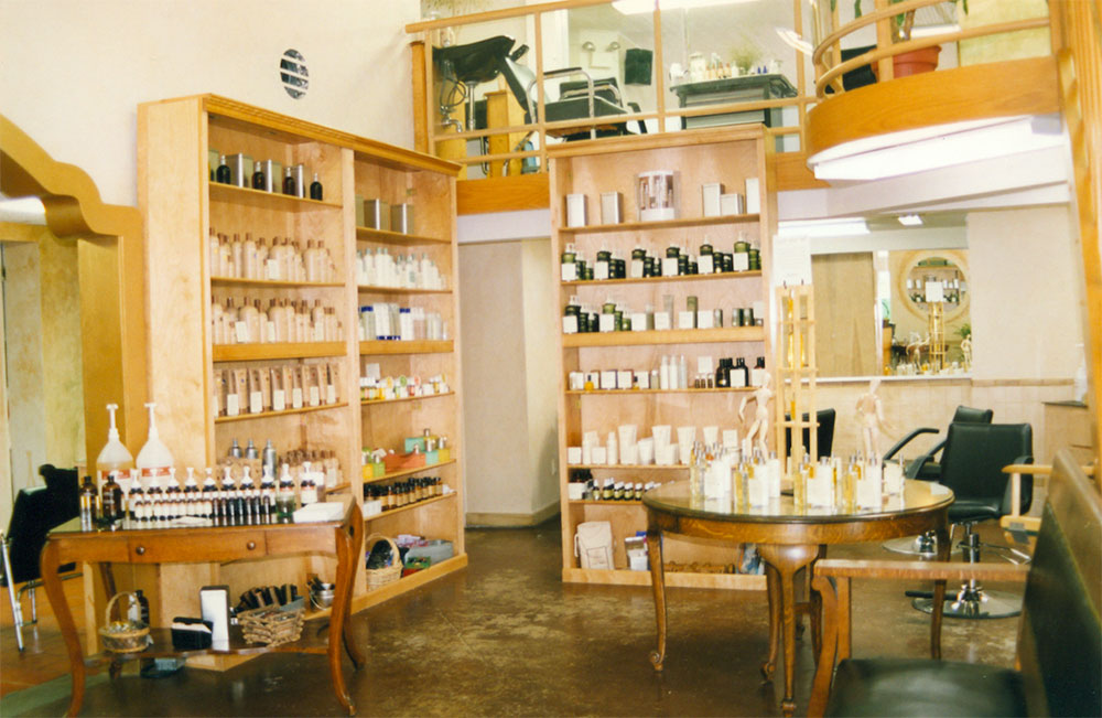 Our very first retail area, in downtown Hammond's Paris Parker Source: Neill Corporation
