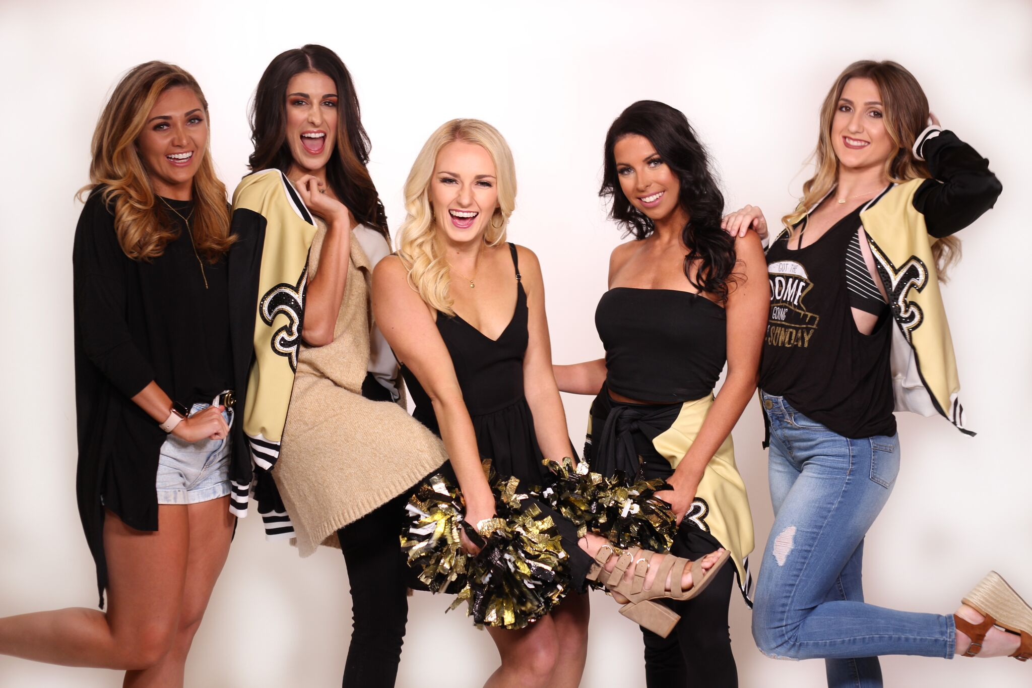 Saintsations: Game-Day Hair Tips You Can Actually Use Every Day